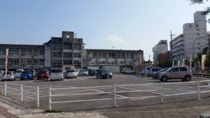 石垣市役所第2駐車場
