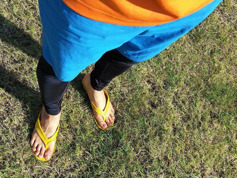 西表島の服装は『濡れてもいい服』がおすすめ!
