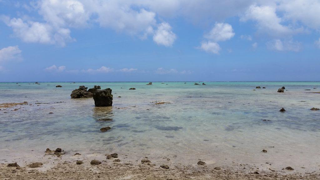 伊原間の浜