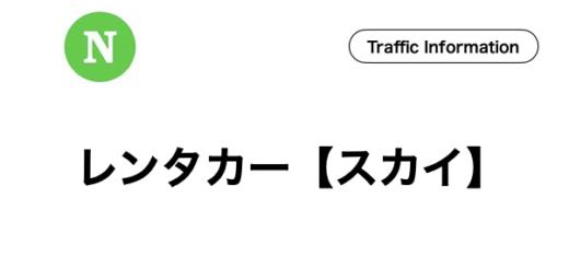 石垣島,スカイレンタカー