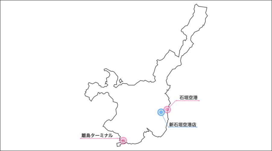 jネットレンタカー地図