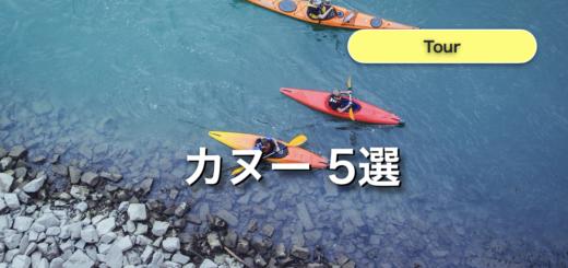 石垣島ツアーアクティビティカヌー
