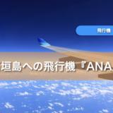 石垣島 飛行機 ana