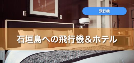 石垣島 飛行機 ホテル