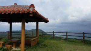 野底岳 展望台
