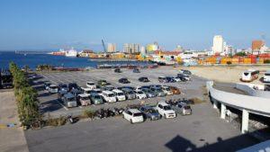 石垣港離島ターミナル第2駐車場