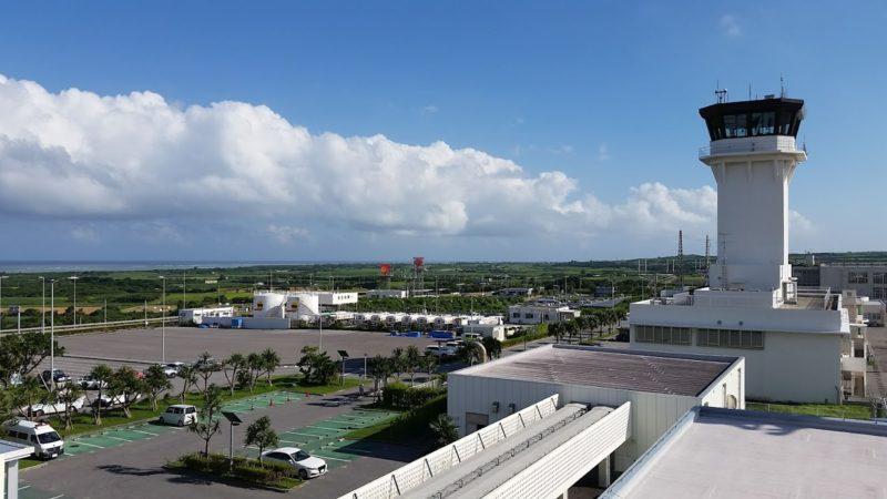 石垣島空港 駐車場
