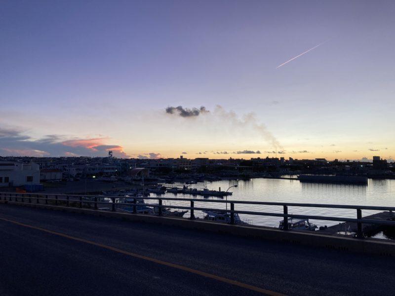 石垣島 日の出