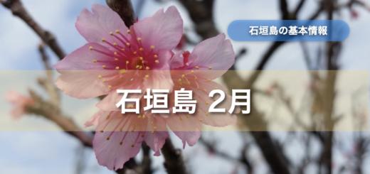 石垣島 2月
